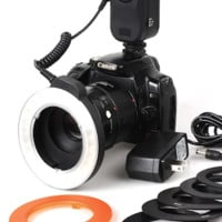 SCFC150 Universal Camera DSLR Lens Ring Light