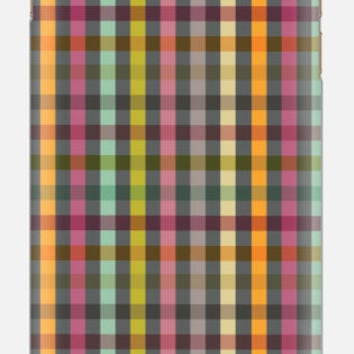 iPhone 6 Case , Plaid iPhone 5c Case , Rainbow Cell Phone Case | Stripe iPhone 4 case | Phone Cover | cellcasebythatsnancy | cool cell case