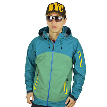 Men Autumn Outdoor Waterproof Jacket Camping Hiking Cycling Fishing Hunting Mountaineering Climbing Sports Jacket Warm coat