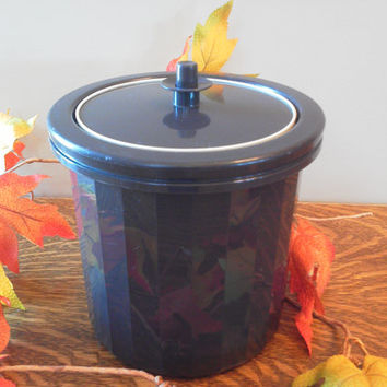 Ice Bucket, Vintage Tupperware Ice Bucket