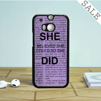 shawn mendes song HTC One M8 | M9 Case
