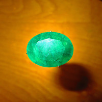 Field Priced 19.5 Carat Brazilian Green Beryl Emerald Pear Native Hand Cut 100% Natural Gemstone