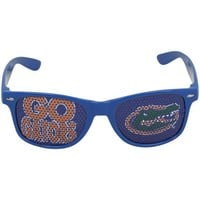 Florida Gators Ladies Go Design Sunglasses - Royal Blue