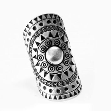 Silver Boho Rings - boho chic ring - tribal silver ring - bohemian silver ring - Ethnic ring - warrior ring - gypsy witch ring  boho jewelry