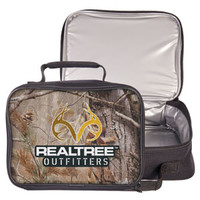 Realtree Outfitters Camo Insulated Lunch Box