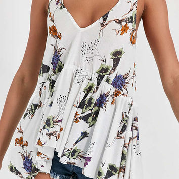 Kimchi Blue Celestial Dreams Printed Tank Top | Urban Outfitters