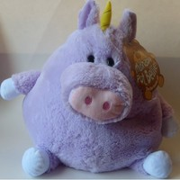 Mushable Pot Bellies Lavender Unicorn