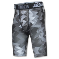 Boys' Air Jordan Retro 7 Compression Short Tights