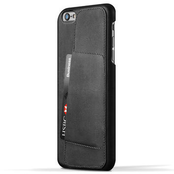 Leather Wallet + iPhone 6 Plus Case 80°