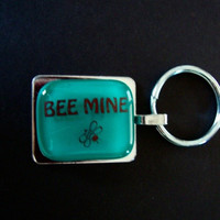 Design4Soul's Bee Mine Key Ring