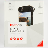 OLLOCLIP 4-in-1 iPhone 6/6 Plus Photo Lens | Tech Accessories
