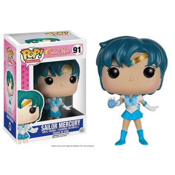 FUNKO POP ANIME SAILOR MOON - SAILOR MERCURY