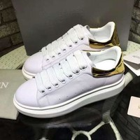 Alexander Mcqueen Fashion Casual Sneakers Sport Shoes-9