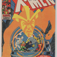 Uncanny X-Men; V1, 58.  VG/FN.  Marvel Comics