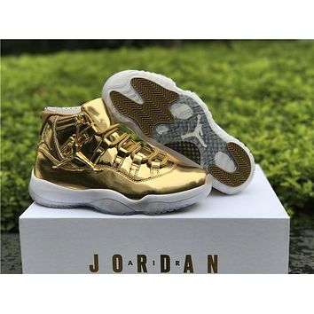 Air Jordan 11 Retro Pinnacle 378037-103 Size 40.5-47.5