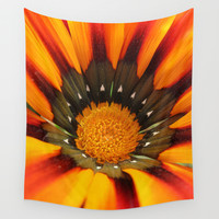 Vibrant Feelings Wall Tapestry by RichCaspian
