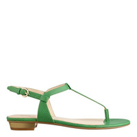 Nine West: Unlock T-Strap Sandals