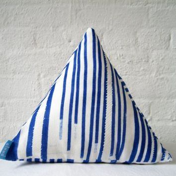 Supermarket: small tetrahedron lavender scented pillow from cloud cloud