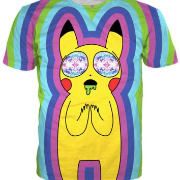 Pikachu on Acid T-Shirt