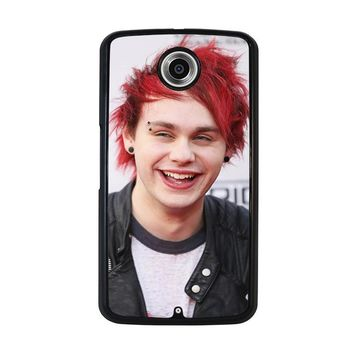 FIVE SECONDS OF SUMMER MICHAEL CLIFFORD 5SOS Nexus 6 Case Cover