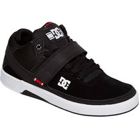 DC Rob Dyrdek X Mid Skate Shoe - Men's Black/White,
