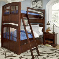 James Place Twin over Twin Bunk Bed