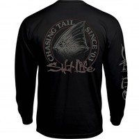 Chasing Tail Long Sleeve Pocket Tee - Tops - Mens