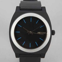 Nixon Time Teller P Midnight Analog Watch - Black One