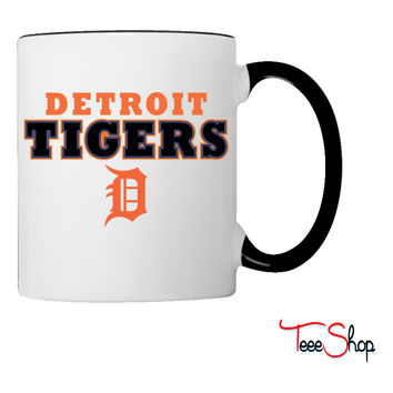 DETROIT TIGERS Coffee & Tea Mug