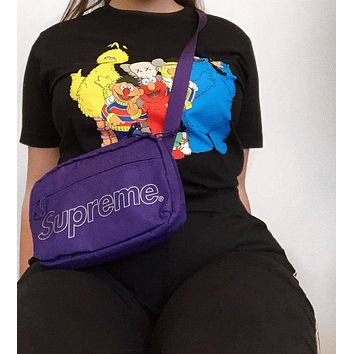 Supreme 18FW 45TH Shoulder Bag