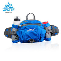 AONIJIE Multifunction Nylon Sport Phone  Waist Bags Outdoor Running Hiking Cycling Bicycle Big Storage Money Pouch Fanny Packs
