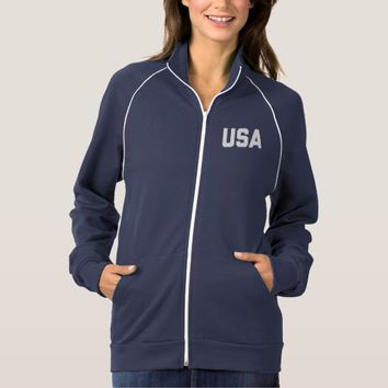 USA Olympic Style Jacket