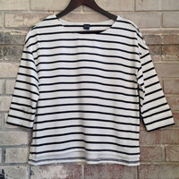 Rothko Stripe Top