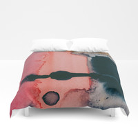 Intuitive Duvet Cover by duckyb