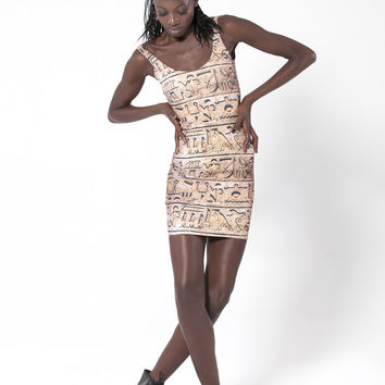 Hieroglyphics Dress