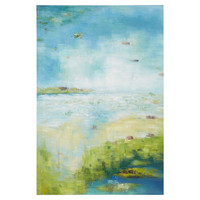 Harlow Hand Painted Oil Wall Art | Wall Art | Home Accessories | Categories | Fantastic Furniture - Australia's Best Value Furniture & Bedding