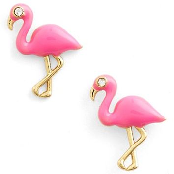 Women's Covet 'Pop Art' Stud Earrings