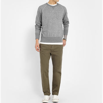Todd Snyder - Champion Fleece-Back Cotton-Jersey Sweatshirt | MR PORTER