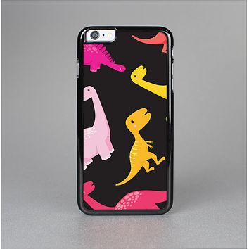 The Vector Neon Dinosaur Skin-Sert Case for the Apple iPhone 6