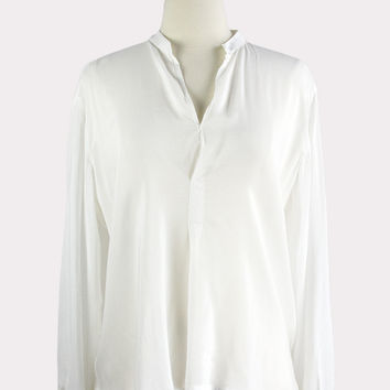 Charlotte V-Neck Blouse