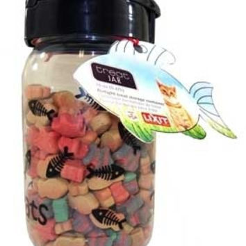 Lixit Cat Treat Jar 16oz
