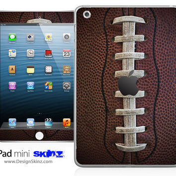 Football Laces iPad Skin