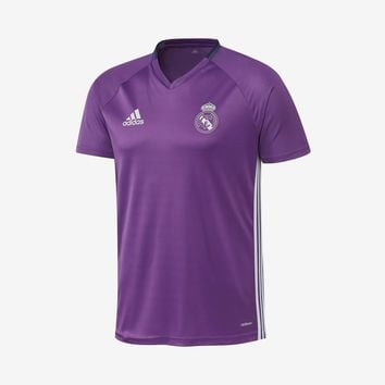 Real Madrid Youth Training Jersey