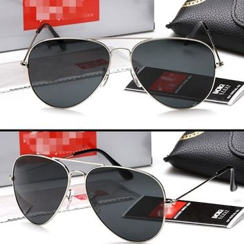 3025 Aviator Sunglasses Women Men Brand Designer with original LOGO and BOX