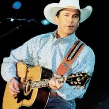 George Strait Poster 24inx36in
