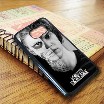 Evan Peters American Horror Story Samsung Galaxy S6 Edge Case