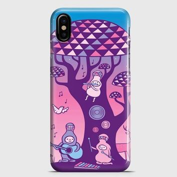 Winston Cute Game iPhone X Case