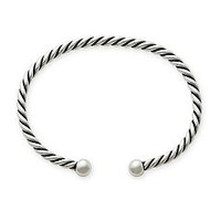 Twisted Wire Cuff Bracelet | James Avery