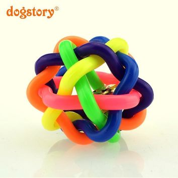 1Pieces/Dogstory New Style Cat Toys Ball Dog Toy Natural Non-Toxic For Dog Rubber Ball