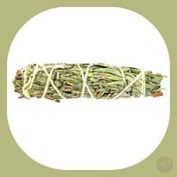 Sage & Myrrh Smudge Stick
